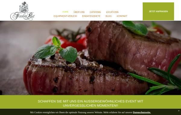 Vorschau von www.fisslerpost-catering.de, Fissler Post Services - Catering & Event-Management GmbH