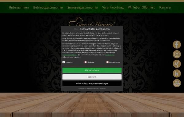 Vorschau von www.die-frischemacher.de, G & H Catering GmbH