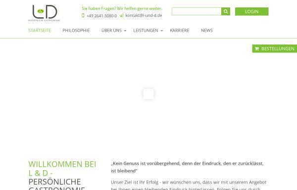 Vorschau von www.lohmeierdeimel.de, L & D GmbH