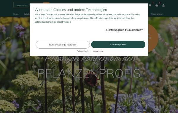 Vorschau von www.pflanzenverkauf.ch, Pflanzenverkauf.ch