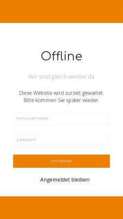 Vorschau der mobilen Webseite www.inparts.de, Inparts GmbH