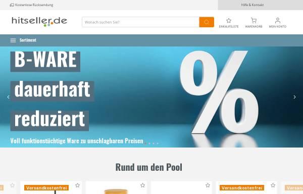 Vorschau von www.hitseller.de, Hitseller GmbH