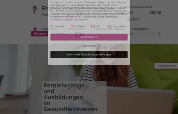 Vorschau von www.naturheilkundeschule.de, Rolf-Schneider-Seminare