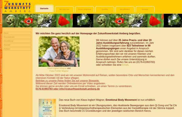 Vorschau von www.zukunftswerkstatt-amberg.de, Zukunftswerkstatt - Amberg