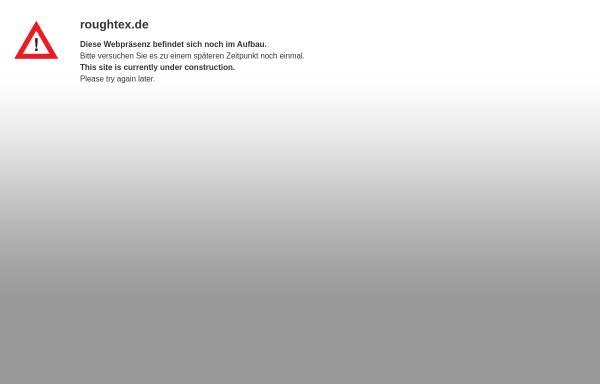 Vorschau von roughtex.de, Jürgen Lytze Internethandel