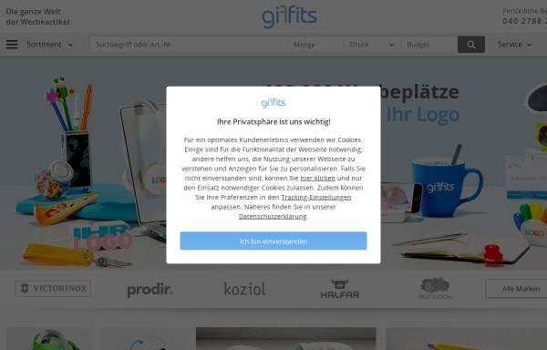 Vorschau von www.giffits.de, Giffits GmbH