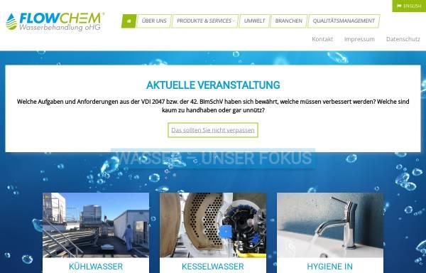 Vorschau von www.flowchem.de, Flowchem
