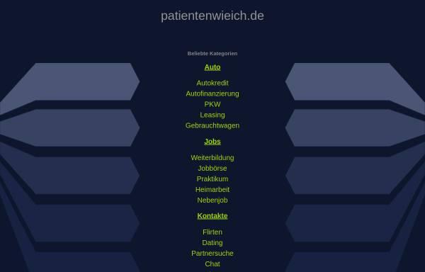 Vorschau von patientenwieich.de, Patienten Wie Ich