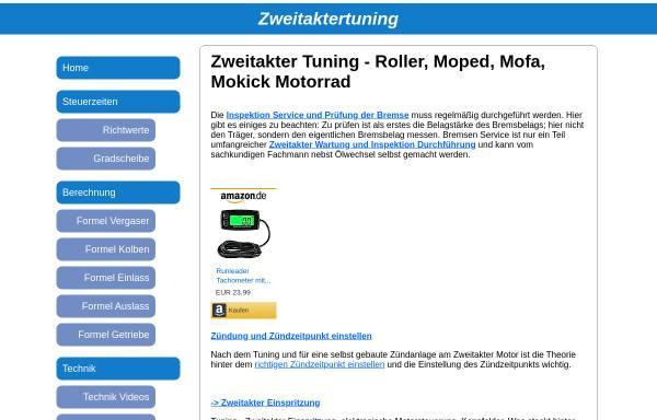 Vorschau von www.zweitaktertuning.de, ZweitakterTuning.de