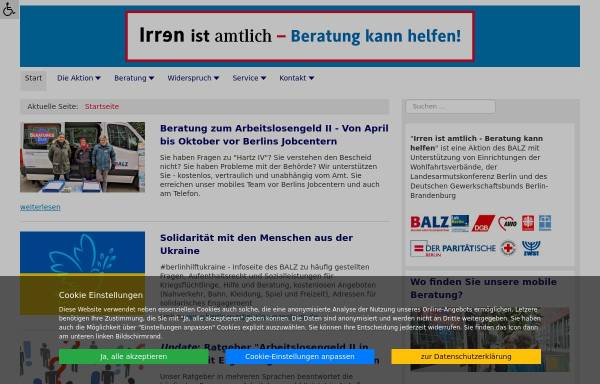 Vorschau von www.beratung-kann-helfen.de, Beratung kann helfen