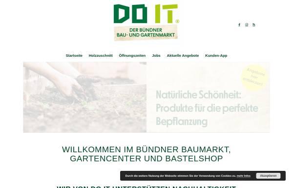 Vorschau von www.doitbaumarkt.ch, Do it Baumarkt
