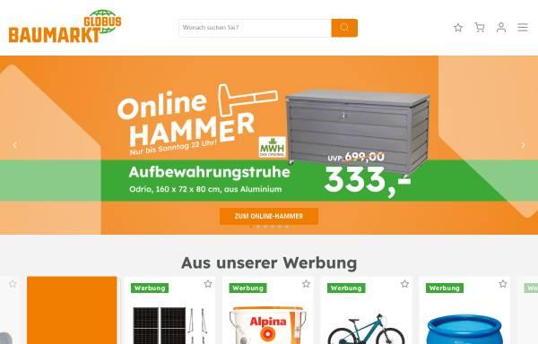 Vorschau von www.globus-baumarkt.de, Globus Baumarkt