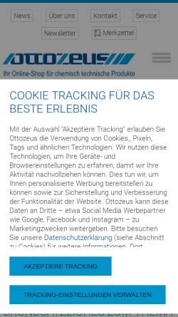 Vorschau der mobilen Webseite www.kleber-ratgeber.de, Kleber-Ratgeber