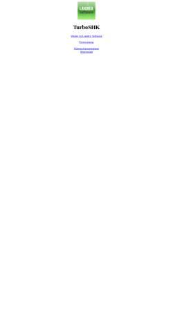 Vorschau der mobilen Webseite www.turbo-shk.de, Ingenieurbüro Dipl.-Math. Reinhold Harazim