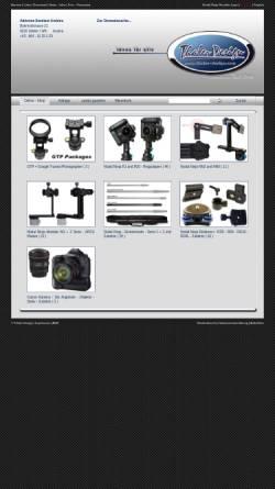 Vorschau der mobilen Webseite www.thaler-design.com, Thaler Design GmbH