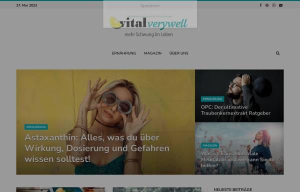 Vorschau von www.sv-institut.de, Siegfried Vögele Institut, Internationale Gesellschaft für Dialogmarketing mbH