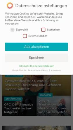 Vorschau der mobilen Webseite www.sv-institut.de, Siegfried Vögele Institut, Internationale Gesellschaft für Dialogmarketing mbH