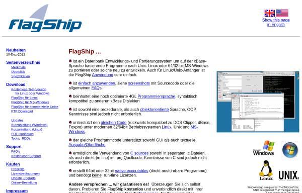 Vorschau von www.fship.com, FlagShip