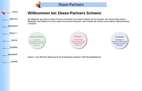 Vorschau von www.xbase-partners.ch, XBase Partners