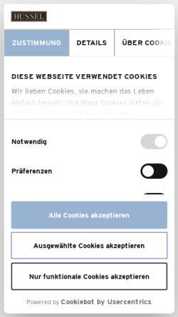 Vorschau der mobilen Webseite www.arko.de, Arko GmbH