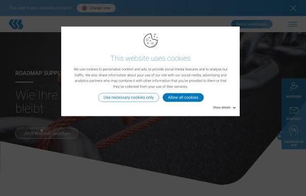 Vorschau von www.csb.com, CSB-SYSTEM International, Inc.