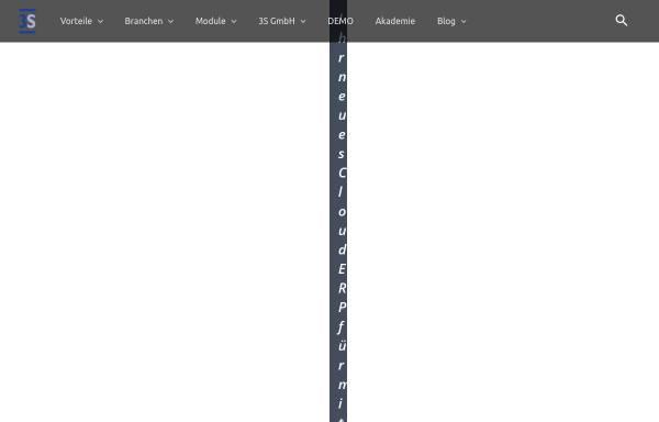 Vorschau von www.3s-erp.de, 3S PPS / ERP Software