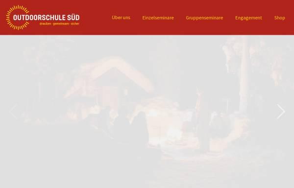 Vorschau von www.erste-hilfe-outdoor.de, Erste Hilfe Outdoor