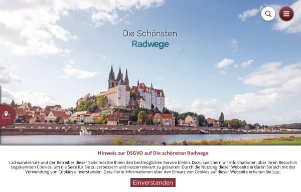 Vorschau von www.rad-wandern.de, Jahrbuch Wandern und Radwandern