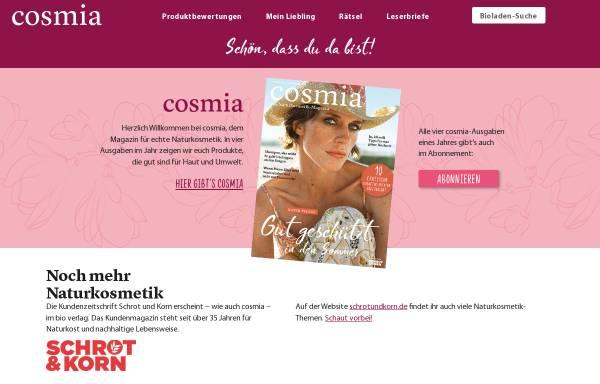 Cosmia Wellness Beauty Kosmetik Cosmiade
