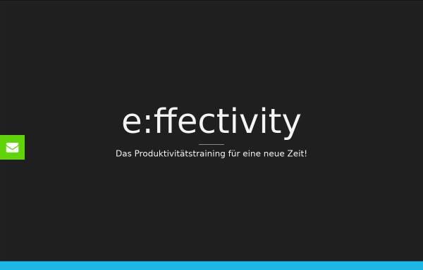 Vorschau von www.e-ffectivity.biz, e:ffectivity! - e:works Trainings Martin Weiss