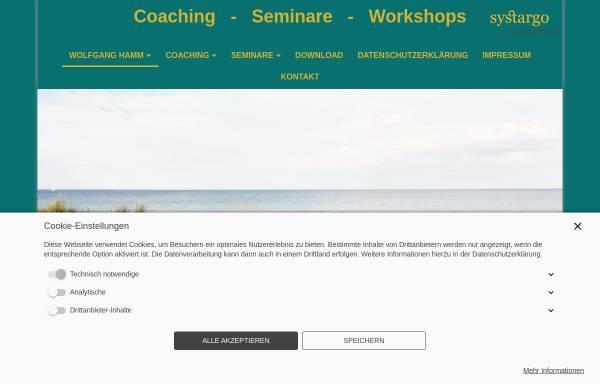 Vorschau von www.systargo.de, Systargo Ltd & Co. KG