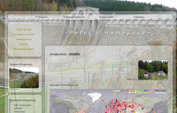 Vorschau von havel-web.de, Havel, Peter