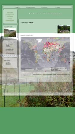 Vorschau der mobilen Webseite havel-web.de, Havel, Peter