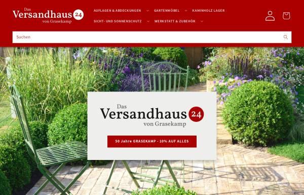 Vorschau von dasversandhaus24.de, D. Grasekamp GmbH