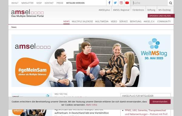 Vorschau von www.geschichte-der-ms.de, Die Geschichte der MS