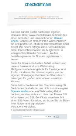 Vorschau der mobilen Webseite www.ms-nervensaegen.de, Nervensägen