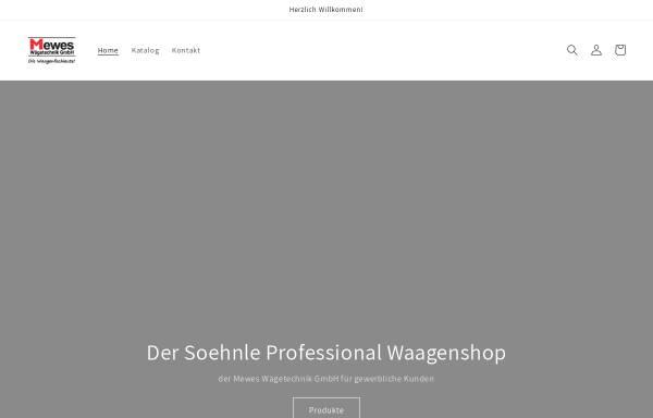 Vorschau von www.waagen24.de, Jörn Mewes