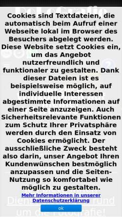 Vorschau der mobilen Webseite www.rolandloeffler.de, Löffler, Familie