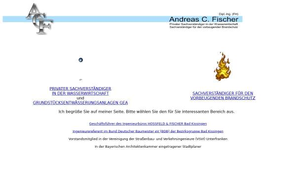 Vorschau von www.privater-sachverstaendiger.de, Fischer, Andreas C.