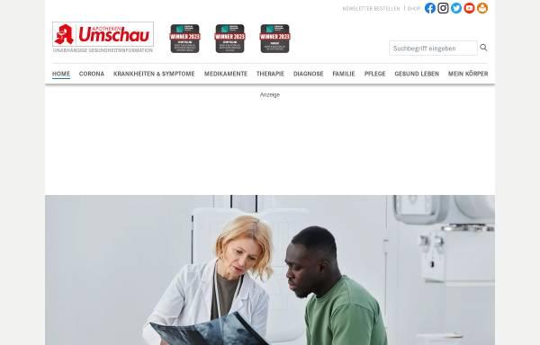Vorschau von www.gesundheitpro.de, GesundheitPro