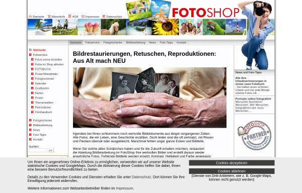 Vorschau von www.foto-shop.de, MSM Fotoshop, Scheyer & Müller OHG