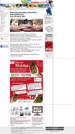 Vorschau der mobilen Webseite www.foto-shop.de, MSM Fotoshop, Scheyer & Müller OHG