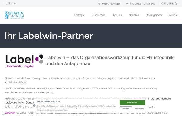 Vorschau von mcs-handwerk.de, MCS - MUNICH COMPUTER SERVICE