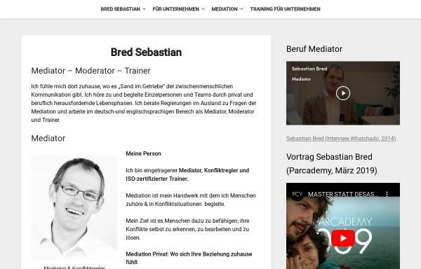 Vorschau von www.bred.at, Sebastian Bred