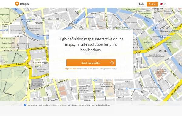 Vorschau von www.kartenwelten.de, Kober-Kümmerly+Frey Media AG