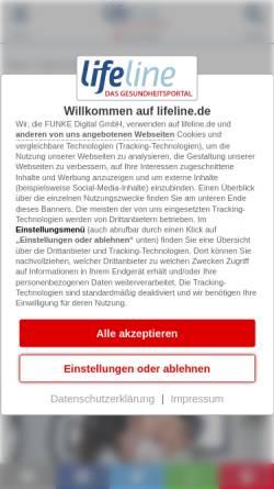 Vorschau der mobilen Webseite www.special-schwangerschaft.de, Special Schwangerschaft