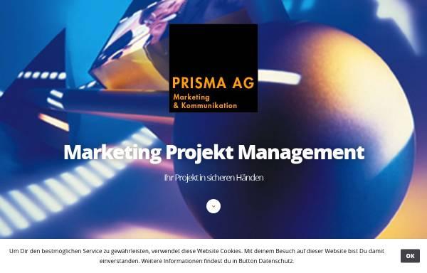 Vorschau von www.prisma-ag.ch, Prisma AG