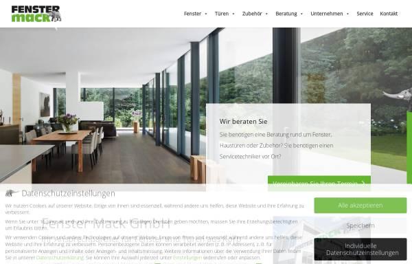 Vorschau von www.femoplus.de, Femoplus, Fenster- und Türen-Montage GmbH