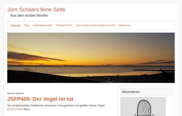 Vorschau von www.meine-url-ist-laenger-als-deine.de, Schaar, Jörn