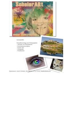 Vorschau der mobilen Webseite www.familie-scheler.de, Scheler, Familie